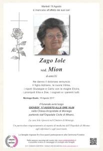epigrafe crocetta ZAGO IOLE 2 copia
