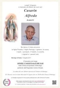 epigrafe madonna colori Casarin Alfredo
