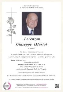 epigrafe croce e rosa LORENZON GIUSEPPE copia