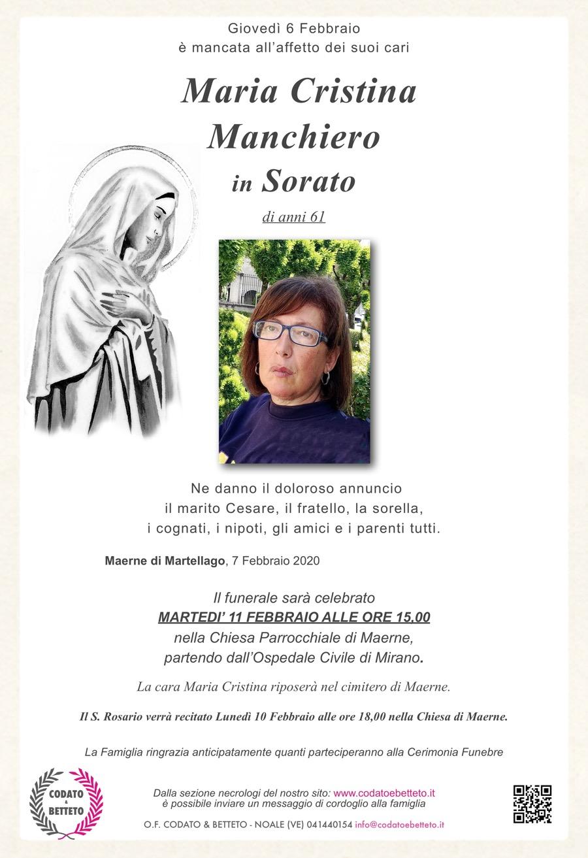 epigrafe madonna bn MANCHIERO MARIA CRISTINA1