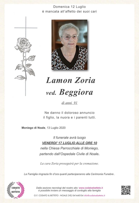 Copia di epigrafe croce e rosa Lamon Zoria